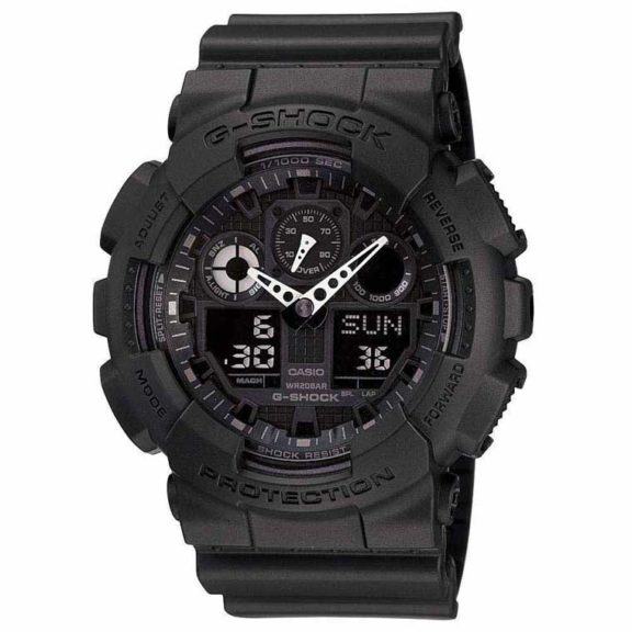 Casio G-Shock GA 100-1A1