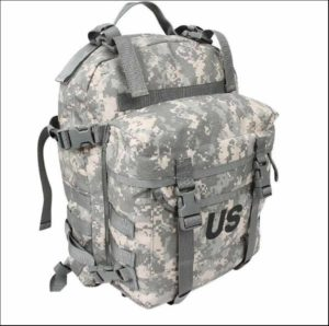 Molle pack