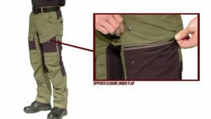 Tru-Spec Men's 24-7 Xpedition Pants Pocket Zip