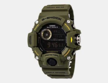 1. Best Overall – Casio G Shock Rangeman GW9400 3CR