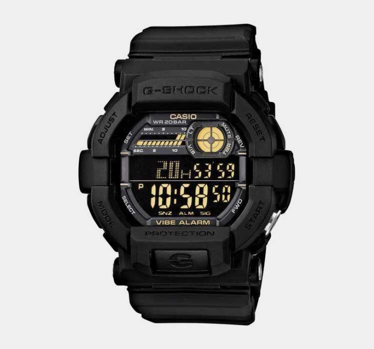 2. Best Military Functionality under 100 – Casio G Shock GD350