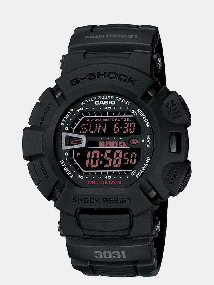 4. Casio G Shock G9000MS 1CR Military watch Budget Toughness Pick
