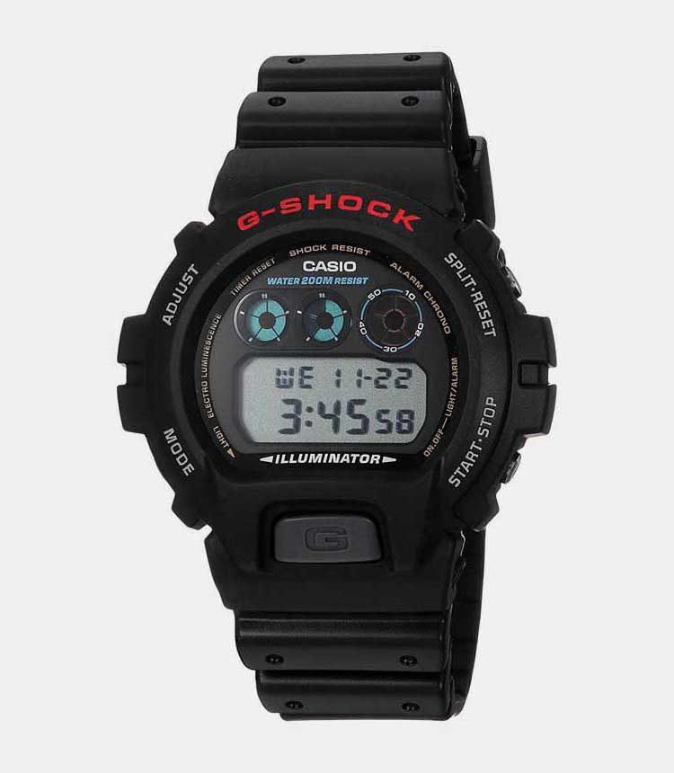 7. Casio G Shock DW6900 1V Worn by Navy SEALS