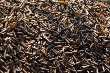 Ammo casings