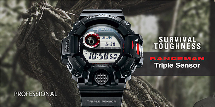 923695fa51 The 10 Best Tactical G-Shock Watches For Military [2019 Reviews]