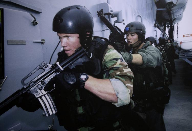 United Stated Navy Seals G Shocck