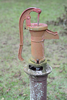 Classic Pitcher Shallow Well PUmp