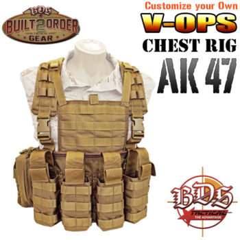 BDS Tactical AK Chest Rig