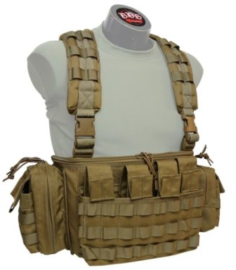 BDS Tactical AR Chest Rig