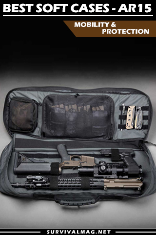 Best AR 15 Soft Case
