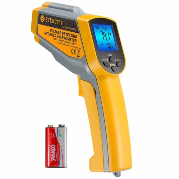 Etekcity 1025D infrared thermometer1 1