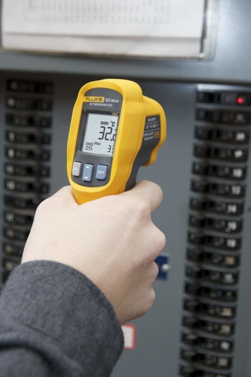 Fluke 62 MAX infrared thermometer3