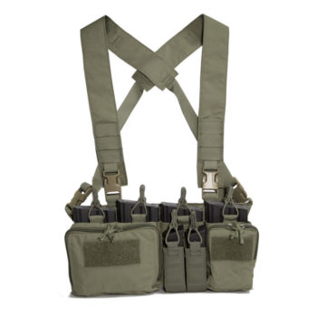 Haley DR3CR Chest Rig