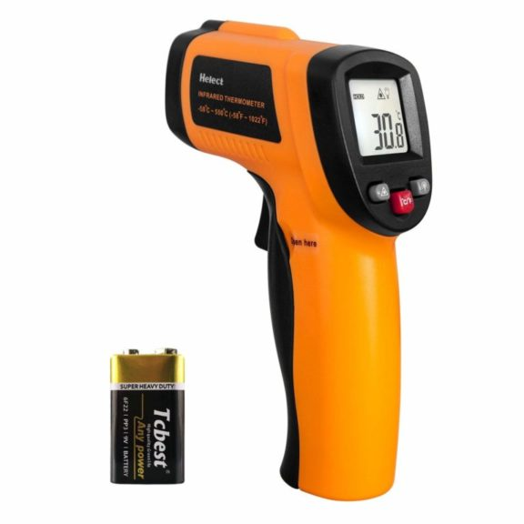 Helect Infrared Thermometer infrared thermometer