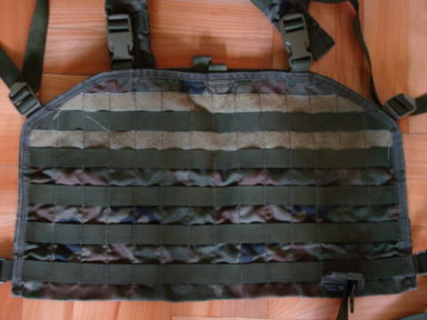 MOLLE Chest Rig Example