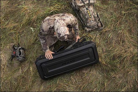 Plano All Weather II Scoped Rifle Case 2