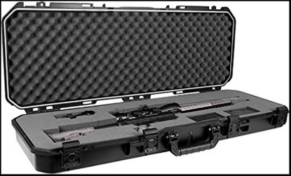 Plano All Weather II Scoped Rifle Case AW2