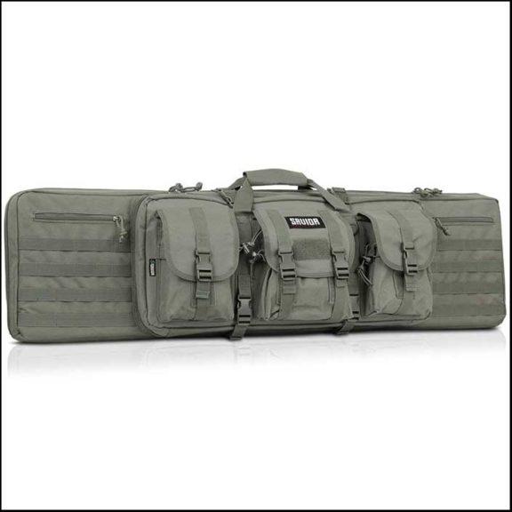 Savior Equipment American Classic Tactical Double Long Rifle Pistol Gun Bag
