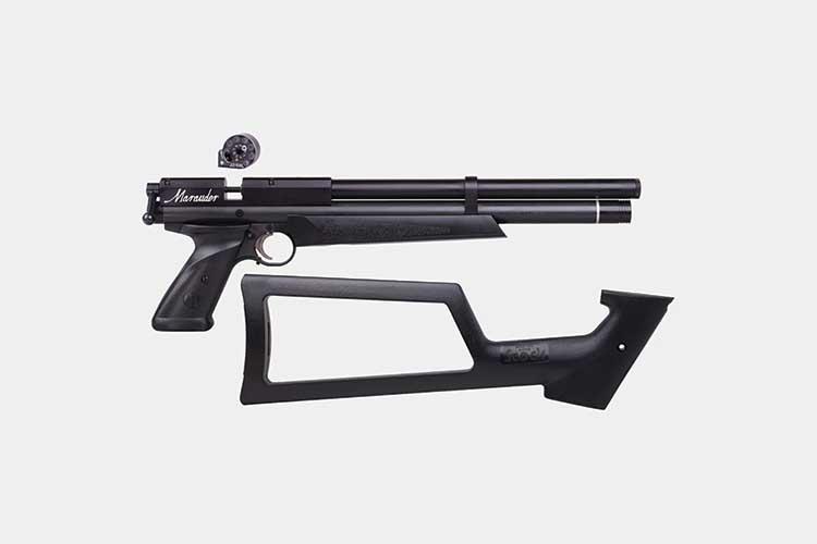 3. Benjamin Marauder PCP Most Powerful 0.22 Air Pistol PCP Professional