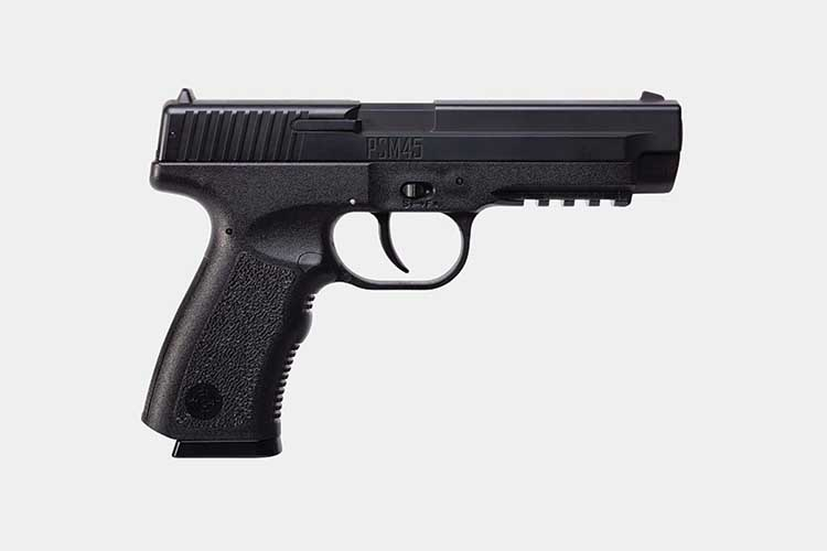 8. Crosman PSM45 Best Spring Air Pistol
