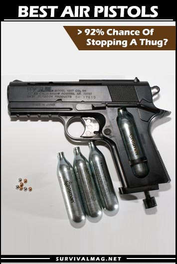 Best Air Pistols BB Pellet CO2 3 1