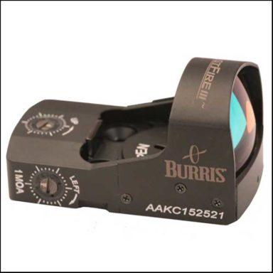 Burris Fastfire III Reflex Sight
