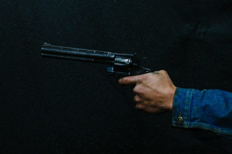 Can You use an air pistol for self defense
