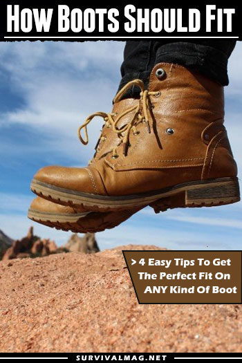 How Boots Should Fit Boot Fitting Guide HQ