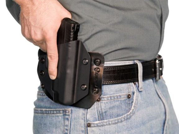 7 Best Glock 19 Holsters (IWB, OWB, CCW & Open Carry)