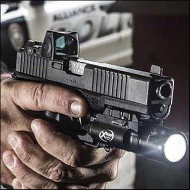 Trijicon RMR on a handgun 1