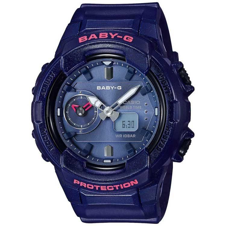 Casio Baby G Navy Blue BGA230S 2A