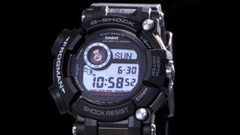 Casio G Shock Frogman GWF D1000 1JF 2016