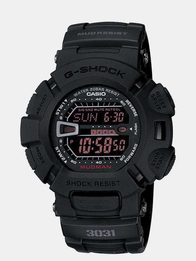 Casio G Shock G9000MS 1CR Military watch
