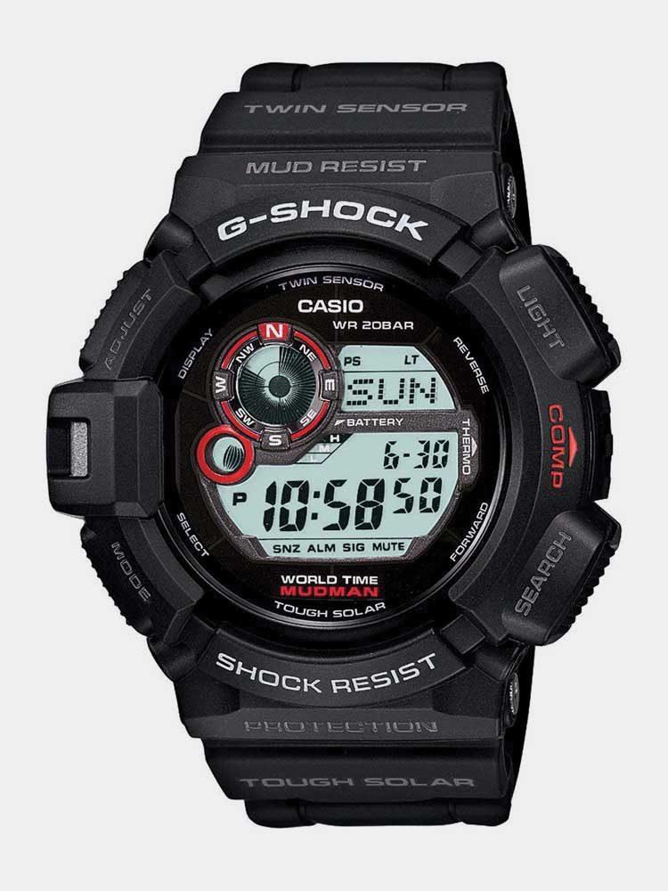 Casio Mens G9300 1 Mudman G Shock