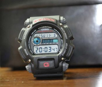 Casio G Shock DW9052 Review