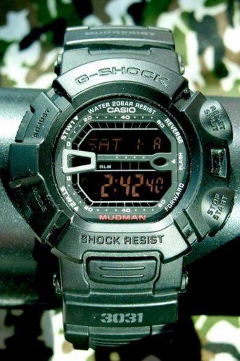 Casio G Shock Mudman G9000 3031