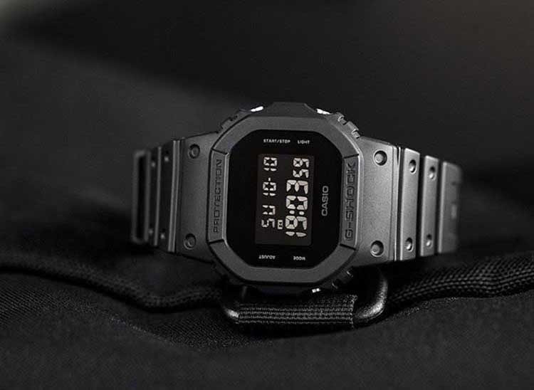 G Shock Blackline Watch