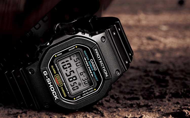 G Shock DW5600E2 1