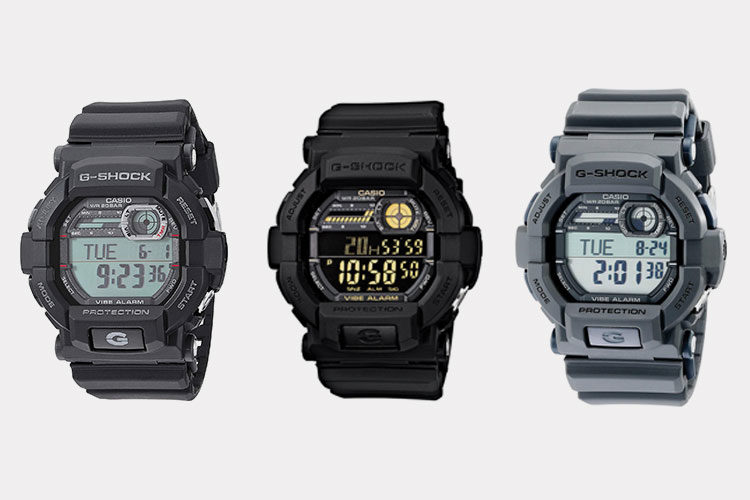 G Shock GD350 Different Colors Demonstration