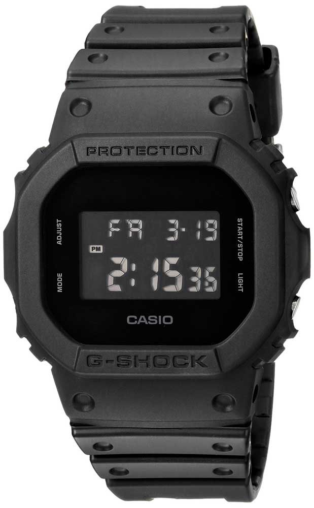 G Shock Unisex DW 5600BB