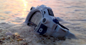 G-Shock Waterproof WR20Bar