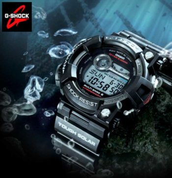 Casio G-Shock Frogman Review