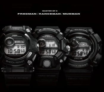 casio g shock mt g master of g lookbook 2016