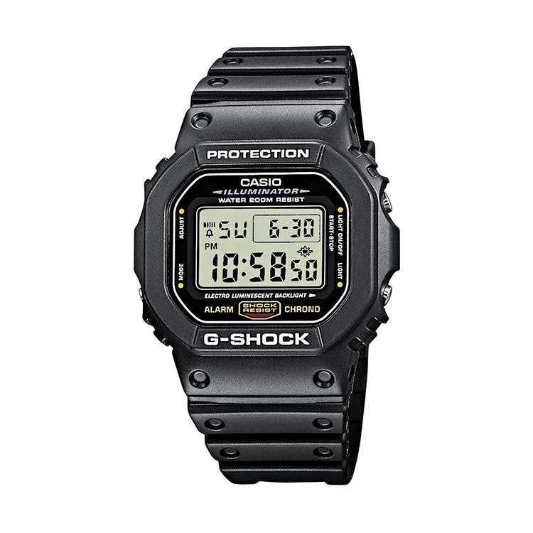 G-Shock DW5600E-1V –