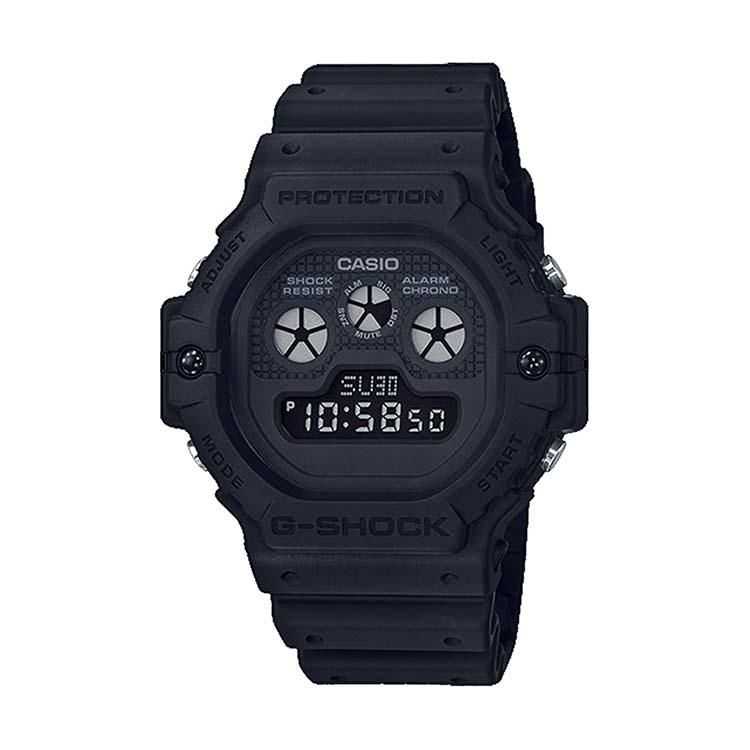 G-Shock DW5900BB1 Black Out Series