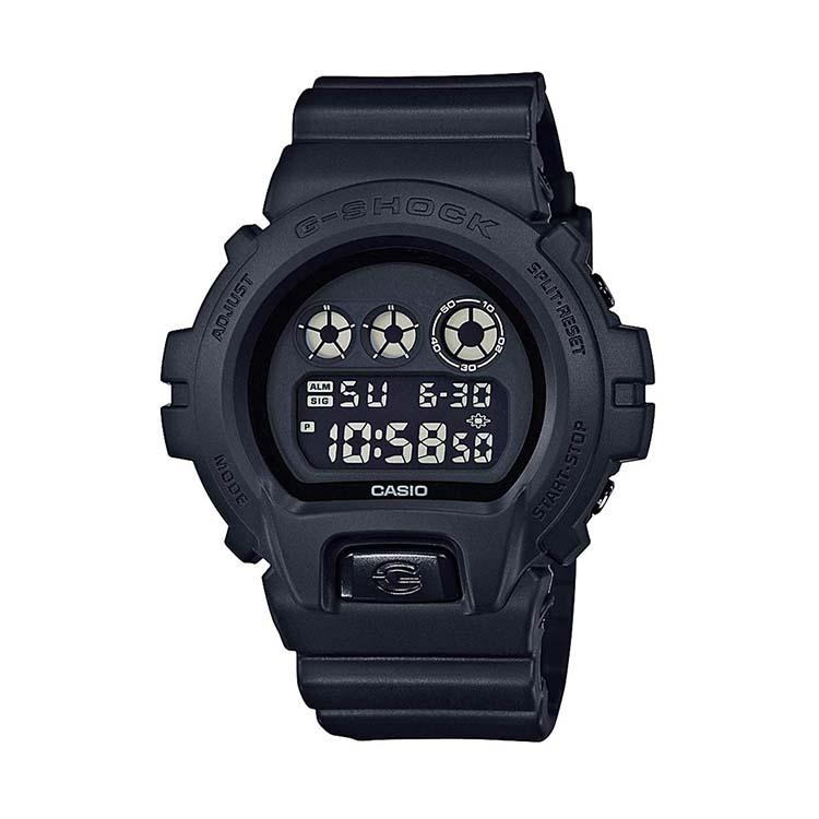 G-Shock DW6900BB-1 Black Out Series