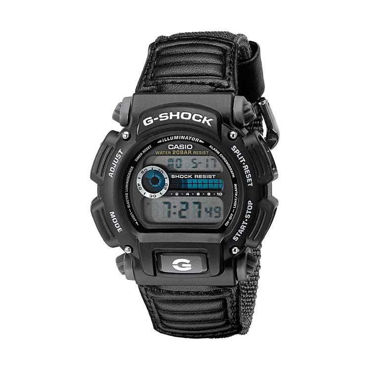 G-Shock DW9052V-1CR - Nylon Strap