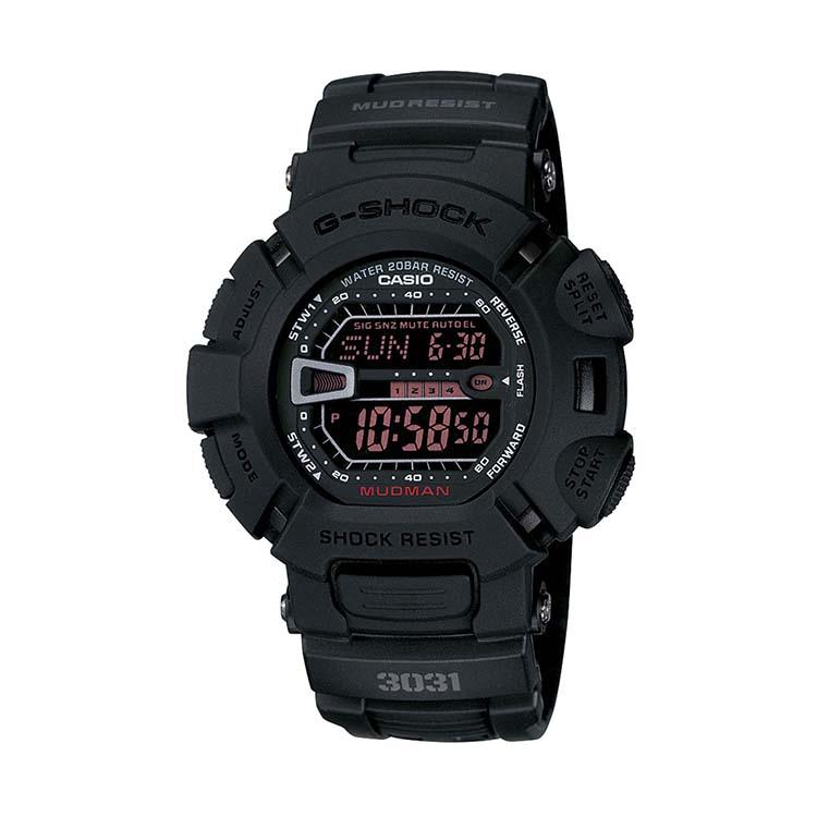 G-Shock G9000MS-1CR Mudman Military Black