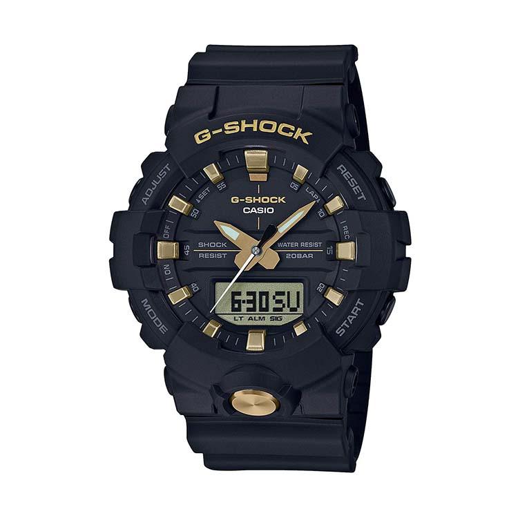 G-Shock GA810MMB-1A2 Black And Gold