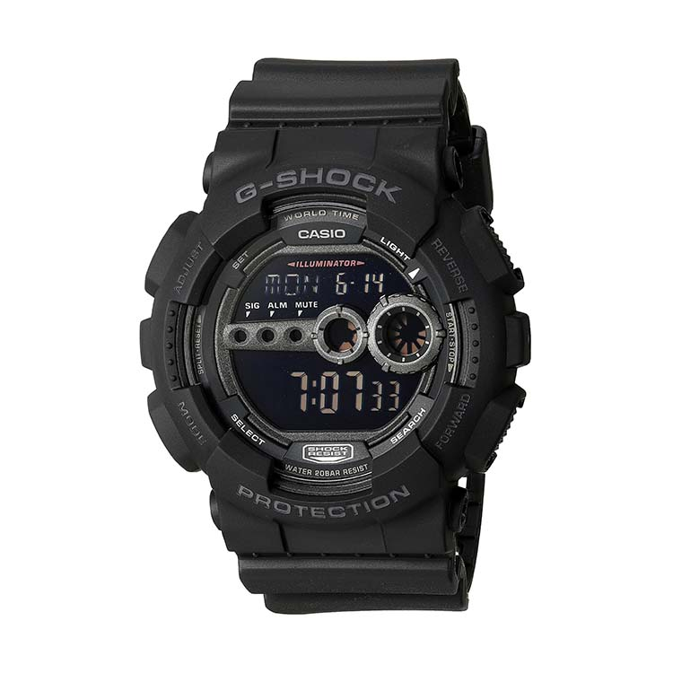 G-Shock GD100 Protection